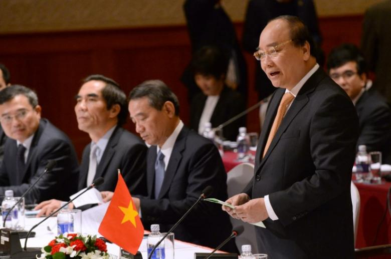 Vietnam's PM says ready to visit U.S. to promote ties