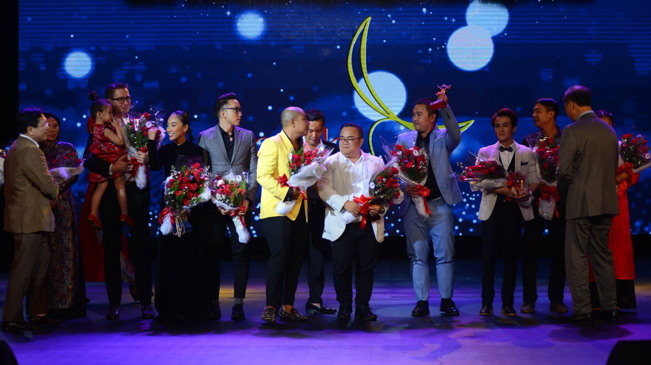 'Saigon, I Love You' wins top prize at Vietnam's Golden Kite Awards