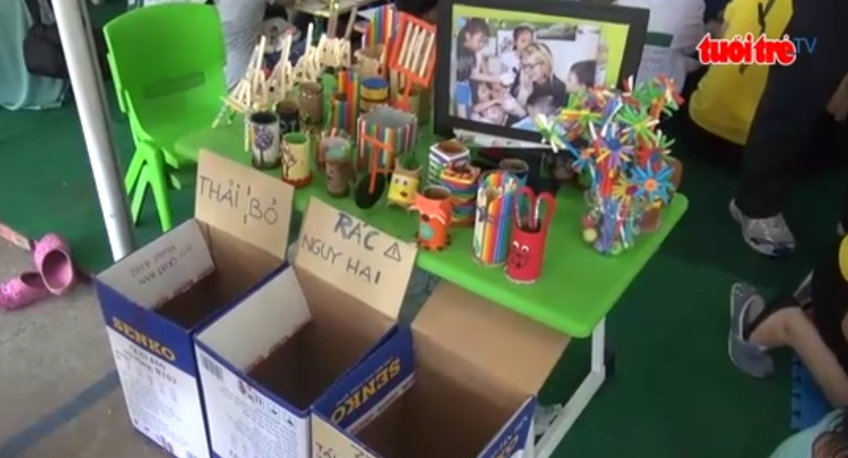 Recycling Day 2017 attracts numerous participants