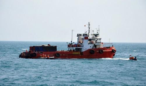 Petrolimex tanker caused fatal ship sinking off Vung Tau: ministry