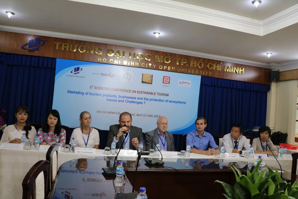 Sustainable tourism not sole responsibility of travel firms: conference