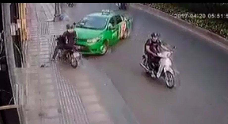 Meet the Saigon cabbie who stopped bag snatcher with controlled crash