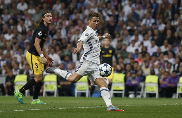 Hat-trick hero Ronaldo revels in centre-forward role