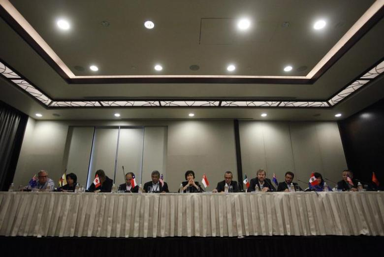 Pacific trade pact nations meet to discuss future without U.S.