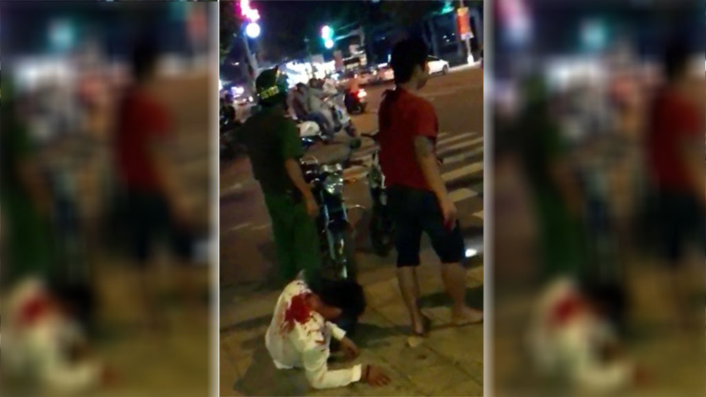 Five men questioned over gang fight in Dong Nai