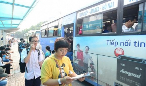 Ben Thanh bus station to be relocated next week
