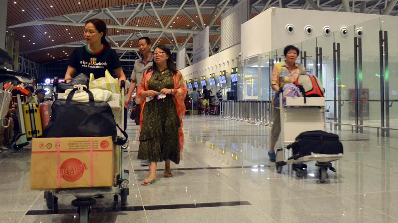 Da Nang airport opens new international terminal