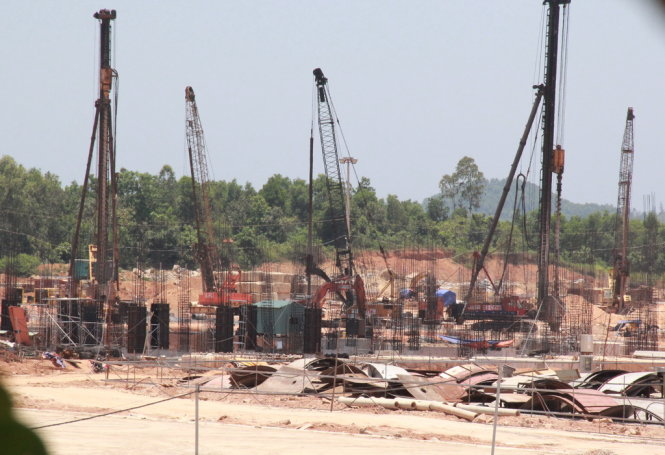 Vietnam province fears 'another Formosa' as paper mill raises environmental concerns