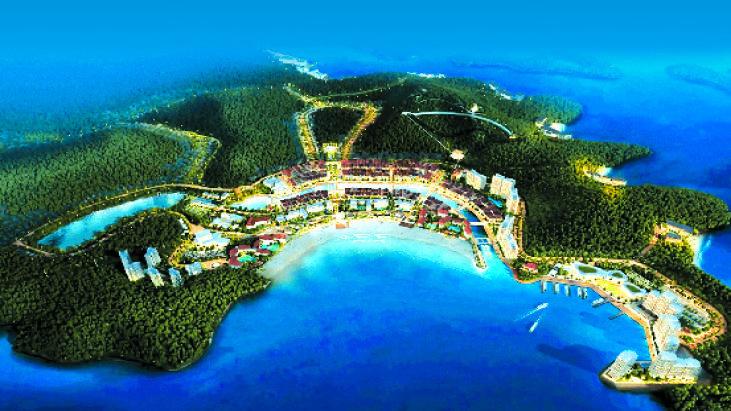 Vietnam's Cat Ba archipelago faces threats from mammoth tourism project