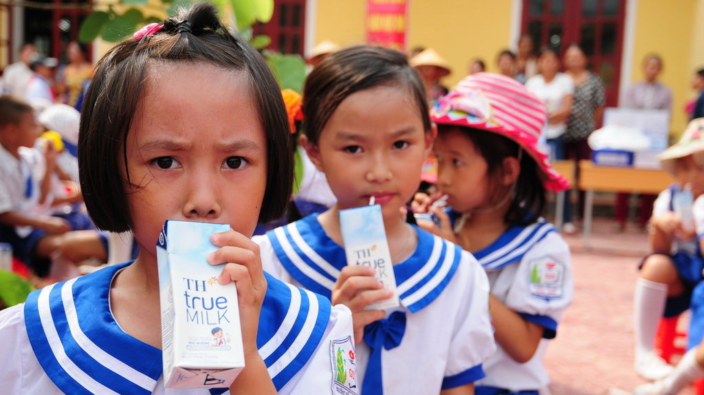 Ho Chi Minh City schoolchildren to get free milk from this year