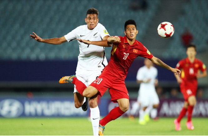 Vietnam pin hope on tough test with U-20 World Cup favorites France