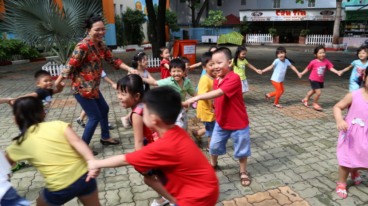 Ho Chi Minh City forbids schools from teaching during summer break