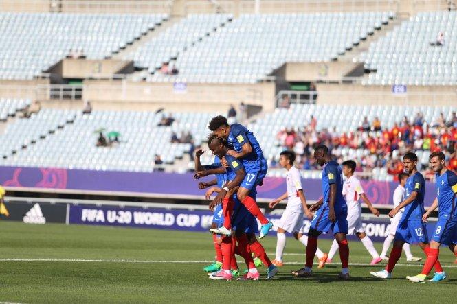 No miracle: France outclass Vietnam at FIFA U-20 World Cup
