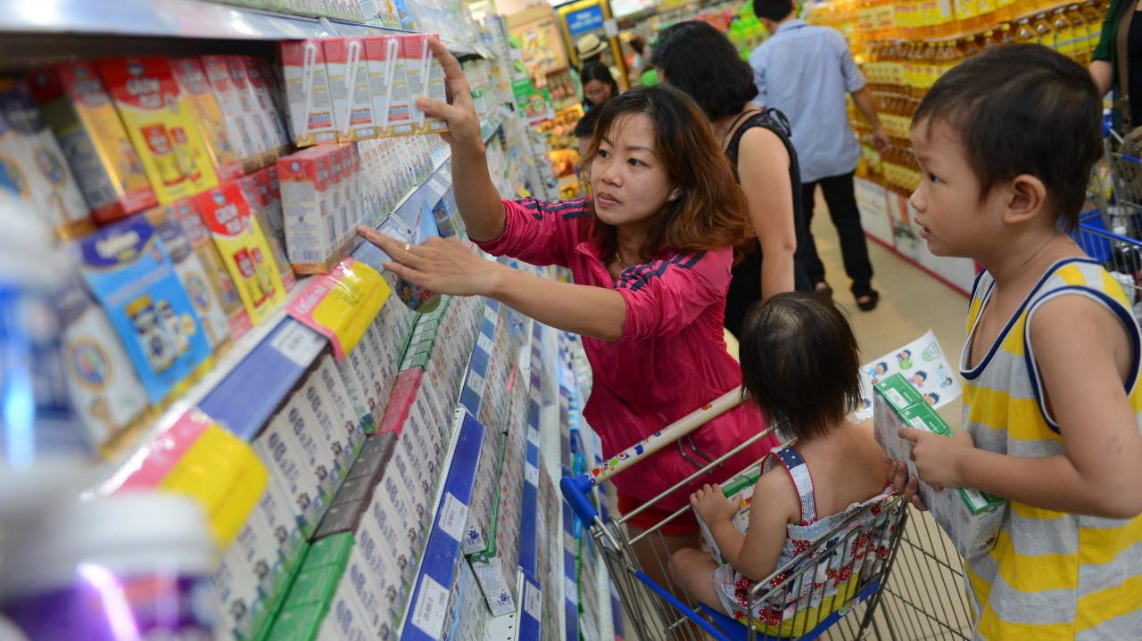 Milk competition gets fierce in Vietnam