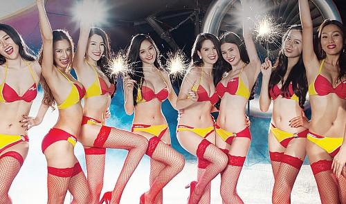 Vietnam's Vietjet flight attendants listed as world's second most attractive