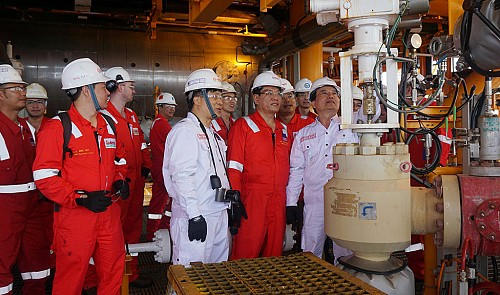 PetroVietnam to raise oil extraction target by 1mn tons in 2017
