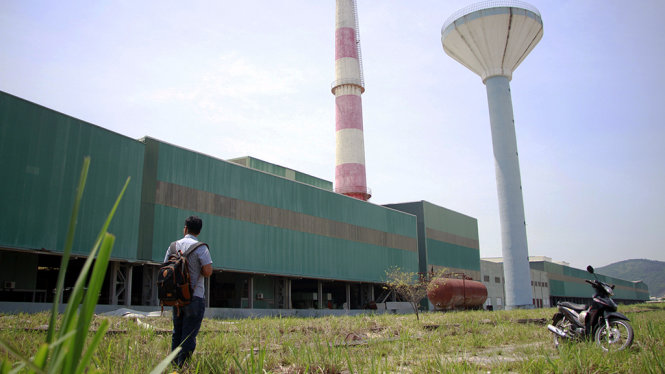 Photos: Abandoned $145mn steel plant in northern Vietnam
