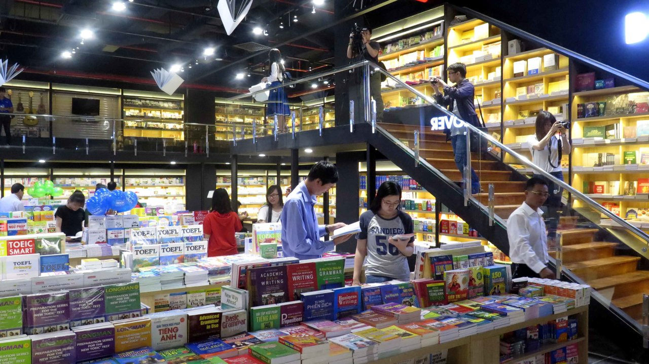 Vietnam's first 'book city' opens in Binh Duong