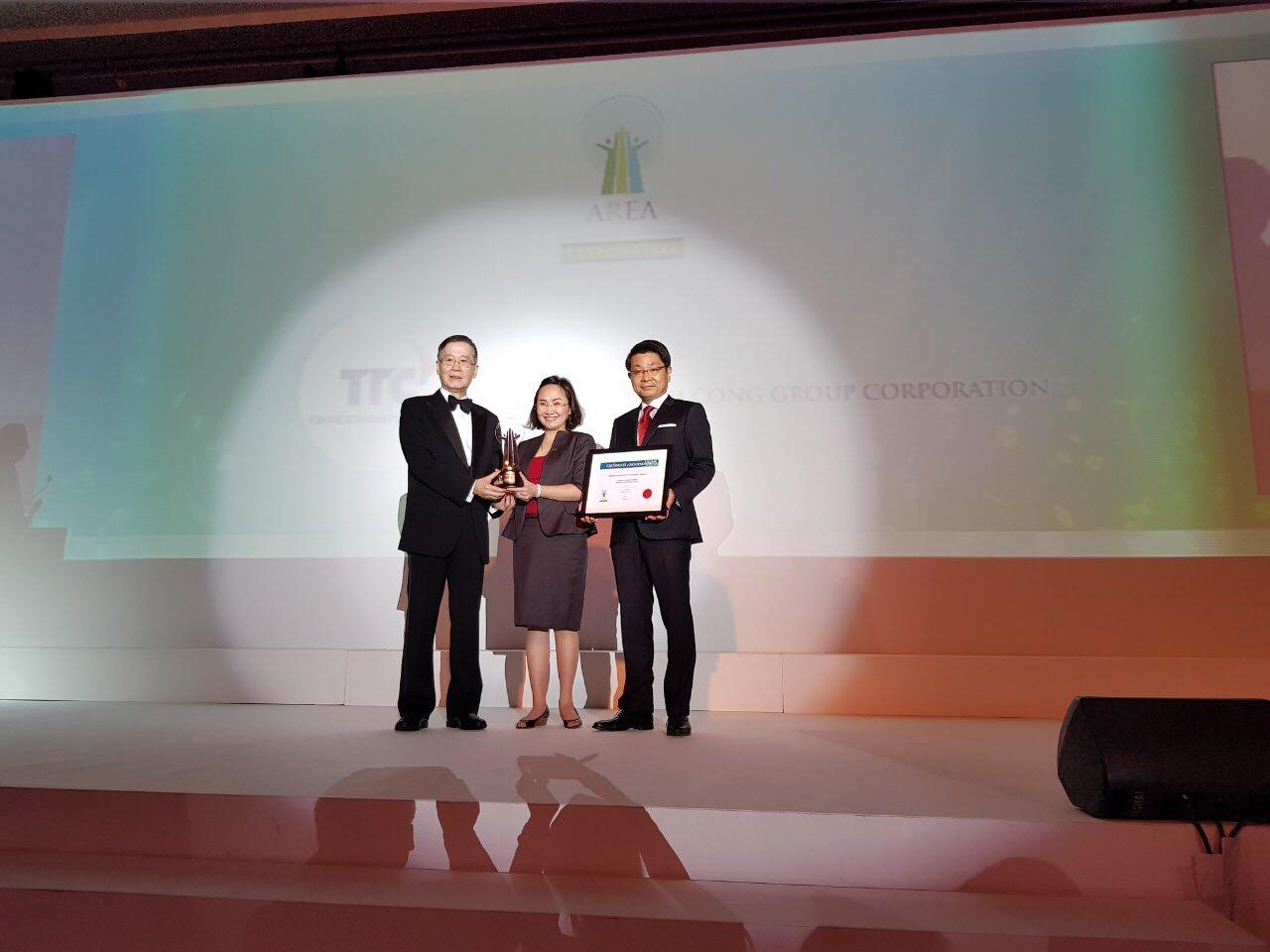 Asia Responsible Entrepreneurship Award honors first-ever Vietnamese winner