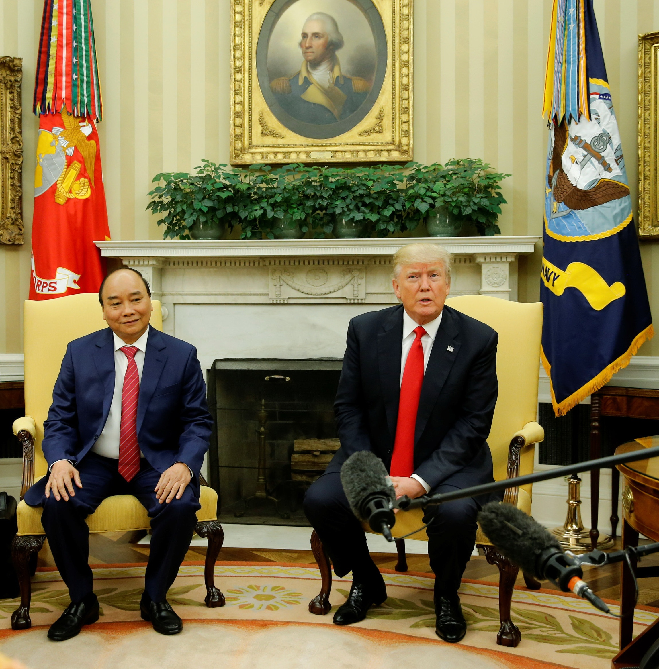 Vietnam's White House lobbying coup secures strategic gains