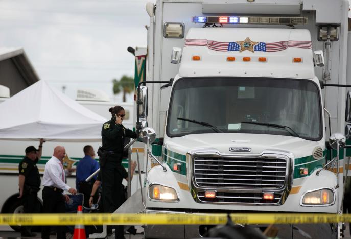 Fired factory worker kills five at former Florida workplace