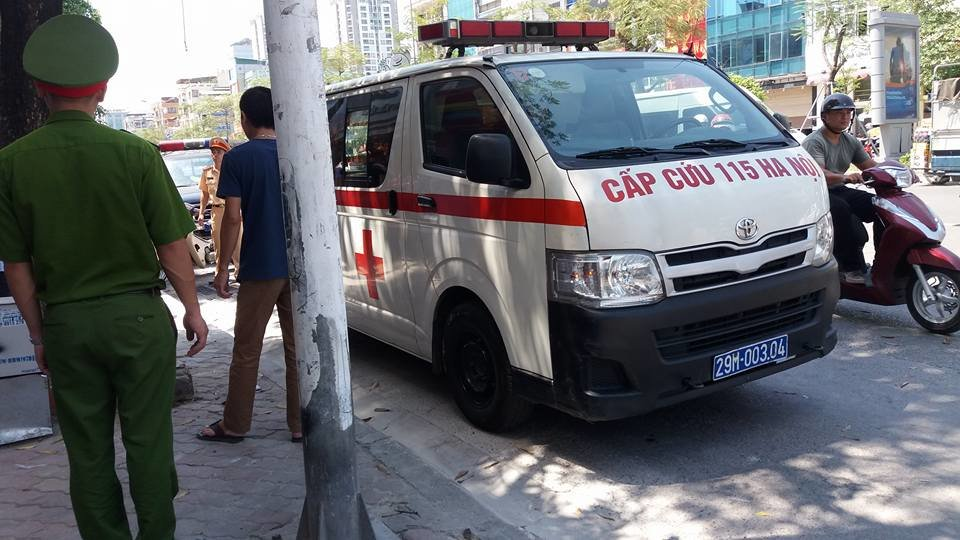 Elderly woman dies of heatstroke in Hanoi