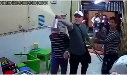 Gang leader arrested over ice cream sabotage in Saigon