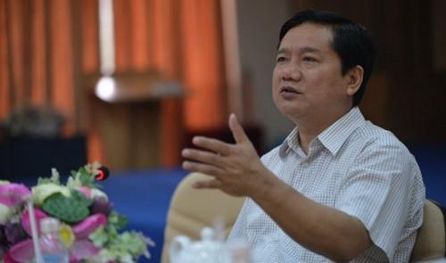 Vietnam Party's inspection commission urges disciplinary action against Dinh La Thang