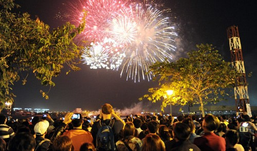 Secretariat turns down Ho Chi Minh City proposal on fireworks for Reunification Day