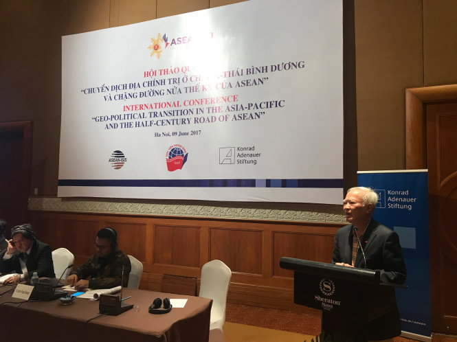 Industry 4.0 poses great challenges to ASEAN, including Vietnam