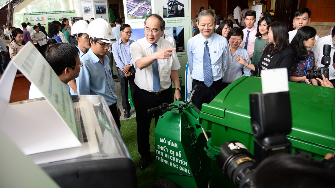 Ho Chi Minh City vows to remove pollution-causing facilities by 2020