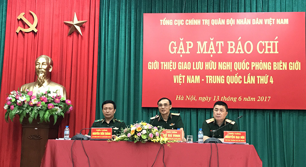 Vietnam, China to carry out joint anti-terrorism drill at border