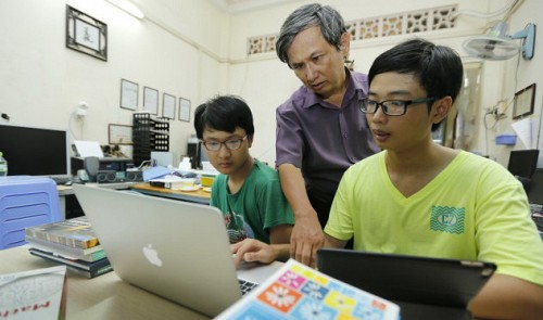 Is homeschooling a rising trend in Vietnam?