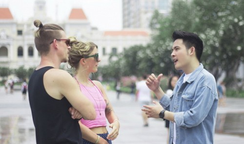 Vietnamese YouTuber causes a stir with viral reaction videos