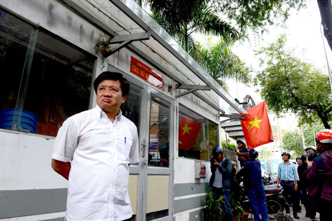 Doan Ngoc Hai to continue leading sidewalk campaign in Ho Chi Minh City
