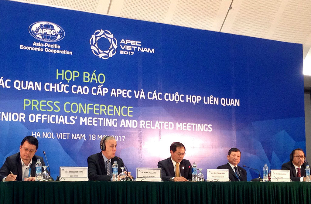 Ho Chi Minh City police to tighten security in preparation for APEC meetings
