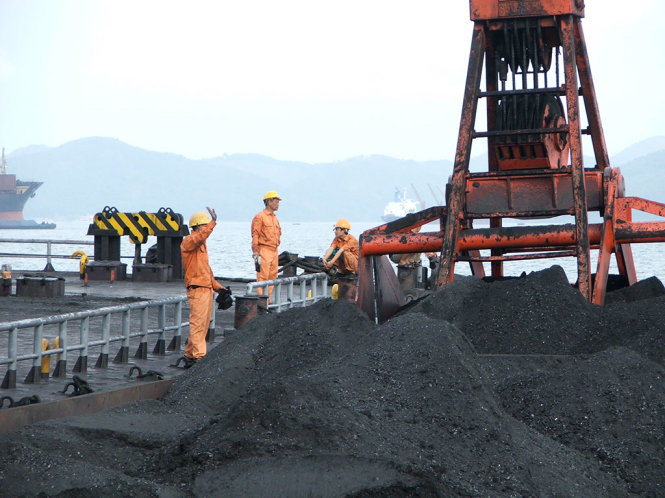 Vietnam's coal giant cries for help as unsold stock nears 10mn tons