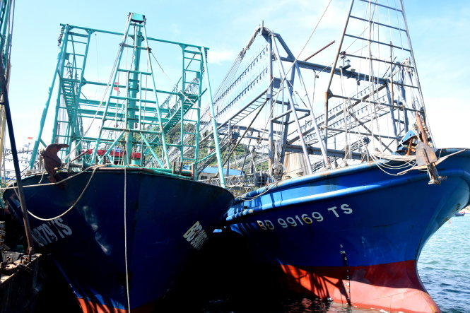 Shipbuilders flout contracts in fishing boat scandal in central Vietnam: inspectors
