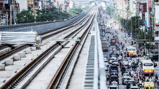 Hanoi signs MoUs for 15 projects, including $4.41bn urban railways