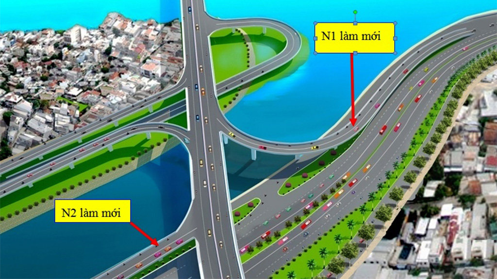 New bridge branches to ease congestion in downtown Ho Chi Minh City