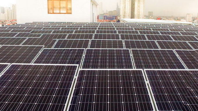 Firm permitted to conduct survey for $200mn solar power plant construction in Vietnam