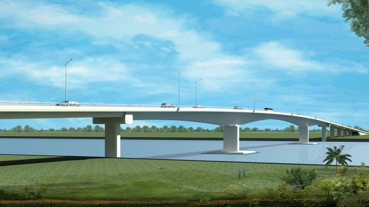 $41mn bridge plan put forward for southern Vietnam