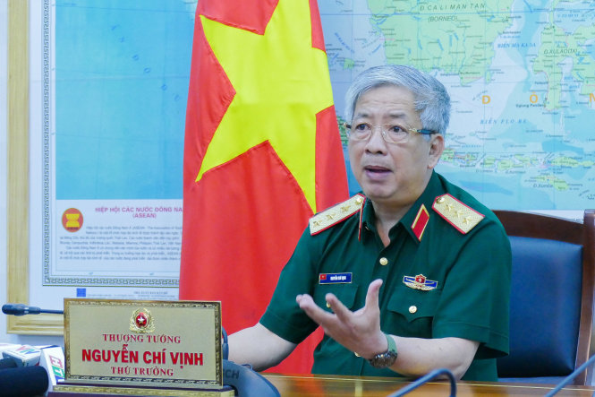 Vietnam's deputy defense minister on why military must engage in business activities