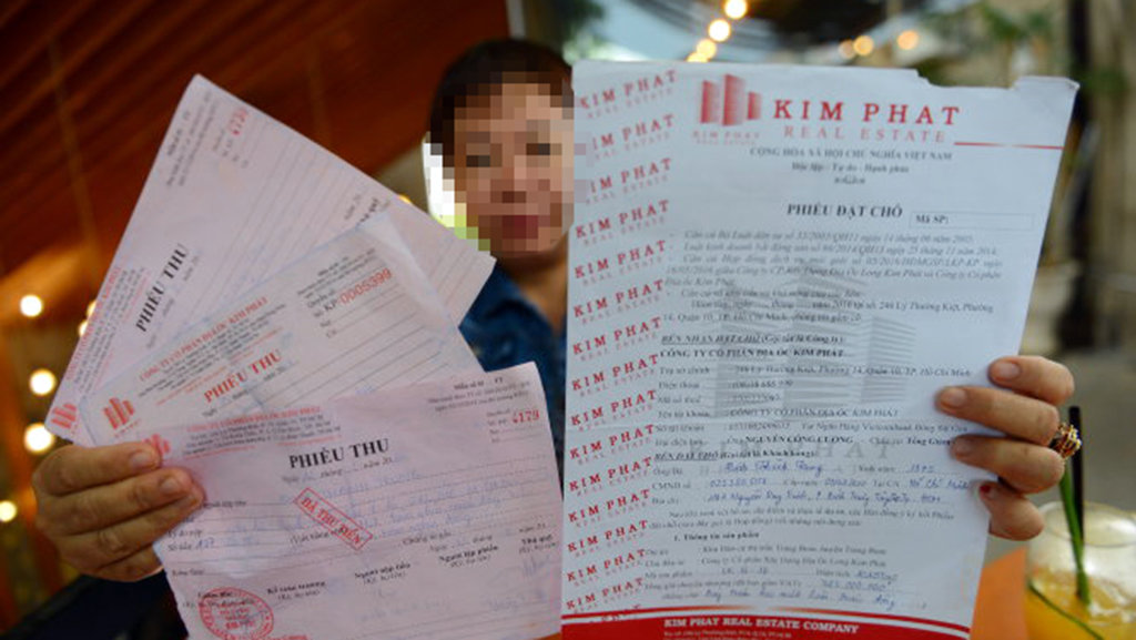 Clients fall into real estate broker traps in Ho Chi Minh City