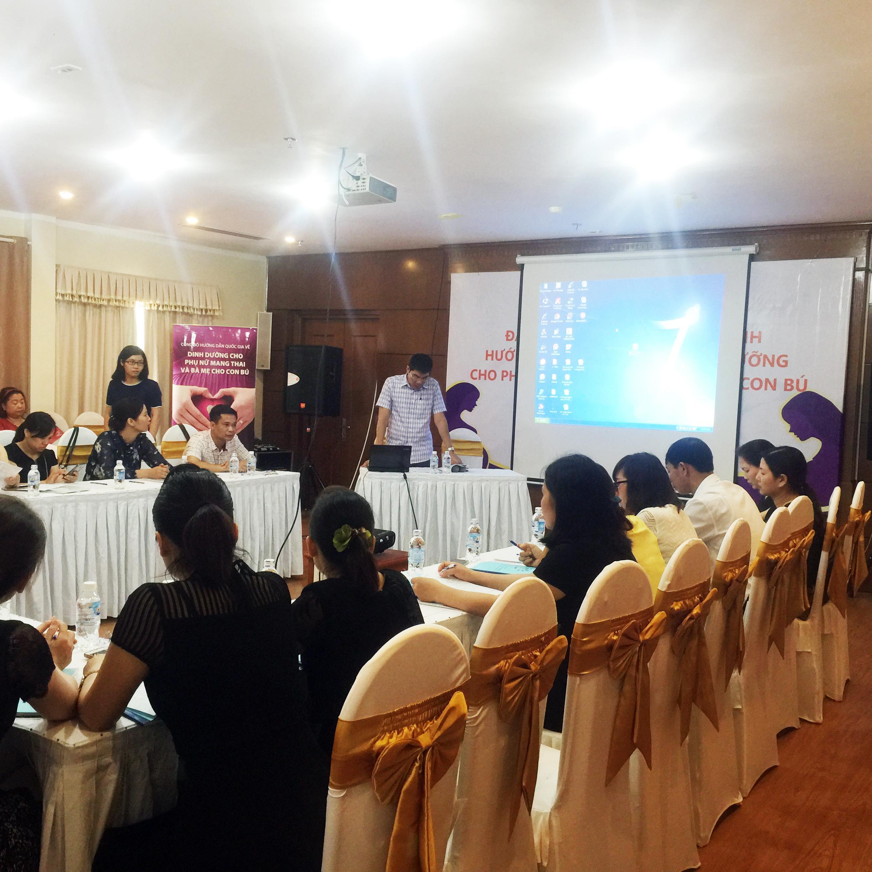 Abbott Vietnam, health ministry start implementation of nutrition guideline for pregnant women