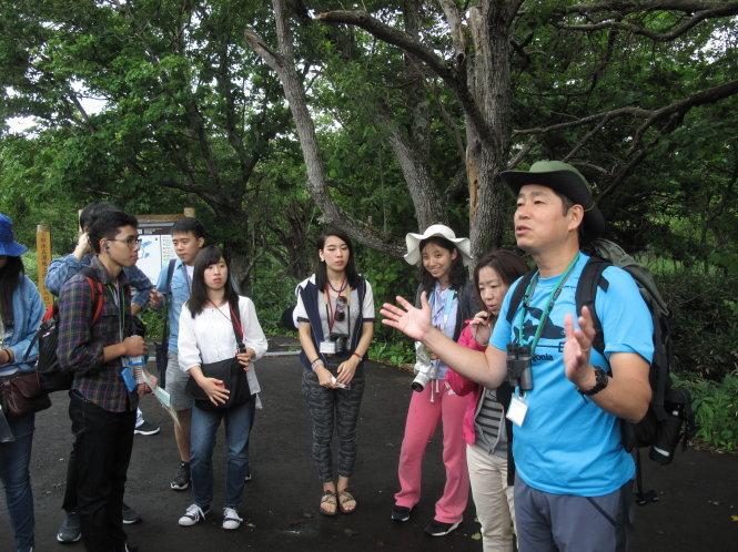 Vietnamese youths prepare for environmental platform in Japan