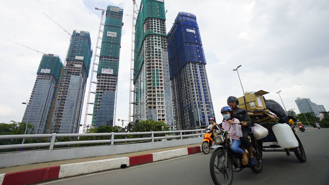 Real estate an increasingly attractive market for Ho Chi Minh City investors