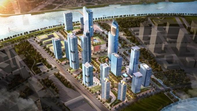 Lotte to develop $885mn smart city in Saigon