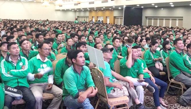 Vietnam GrabBike drivers stage 'strike' as firm hikes revenue share