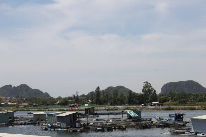 Central Vietnam hubs work to 'revive' dying river